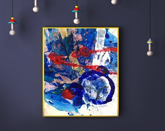 Emotion, Contemporary Fine Art