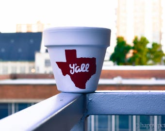 Any State with custom quote - Pictured: Texas Y'all