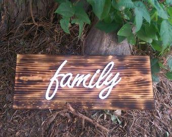 Family - Custom Wall Art