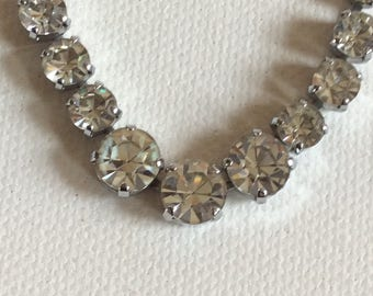 Bridal necklace. Vintage. Wedding. Brides. Bridesmaid.