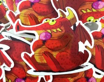 Derpy Dragon