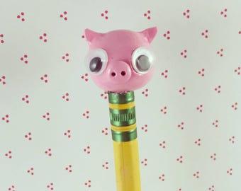 Pig Pencil