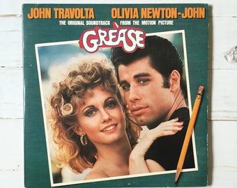 Original Grease Vinyl