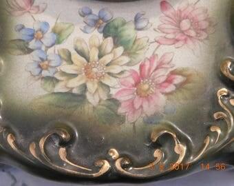 Antique waterbury clock porcelain parlor 95 patent 1891
