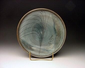 Listed MCM Daniel Rhodes (1911-1989) Modernist studio pottery Bowl Signed