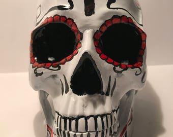 Skull (Sugar Skull / Day of the Dead)