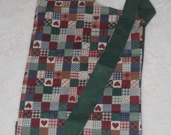 Reversible Country Apron