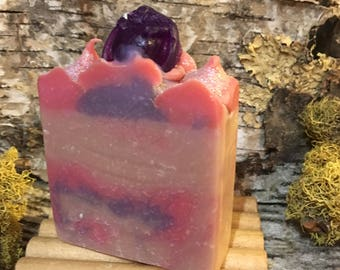Novelty Soap – Purple Violet
