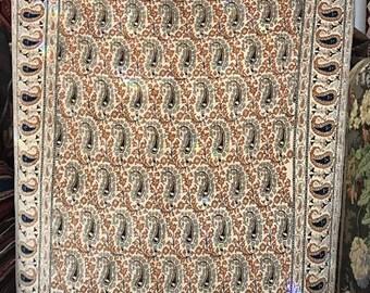 Persian rug, old Kashan, 200*138 Cm,