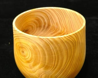 Beautiful wood turning.  Reclamed storm downed trees