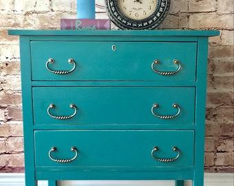 Updated 3 Drawer Dresser