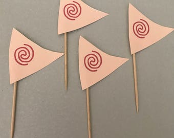 Moana Sail Toppers