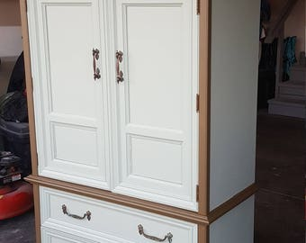 Refinished Armoire
