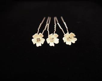 Wedding Blossom Hair Pin