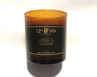 Vibes Soy Candle