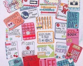 Bookstagram Cards