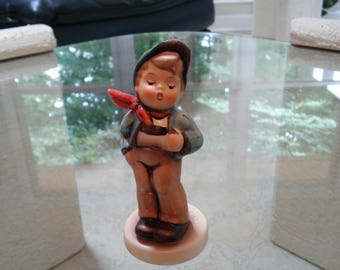 """Hummel Figurine 560 """"Lucky Fellow"""""""
