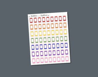 Cell Phone Icons - Planner Stickers