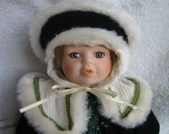 Vintage Porcelain Doll Whitney by Trisha Romance Star of Wonder