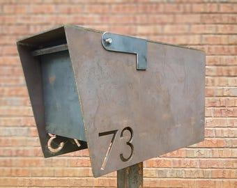 Modern Cascade Mailbox