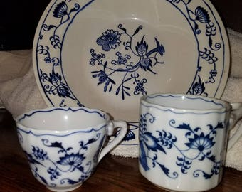 3 Pieces Blue Danube