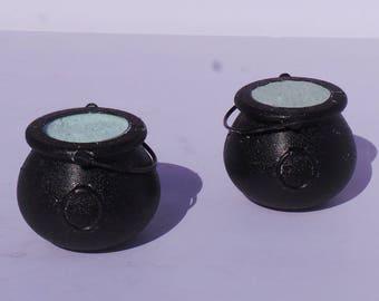 Halloween Bubble Cauldron Bath Bomb