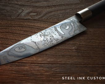 Japan Knife Etsy
