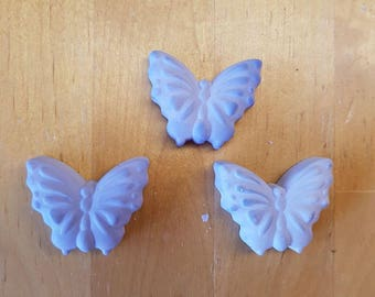 Butterflies in chalk Lavender scented