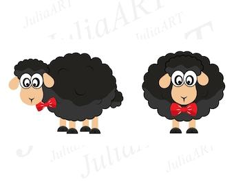 sheep black funny