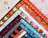 Yours Truly FAT QUARTER Bundle by Kimberly Kight for Cotton + Steel