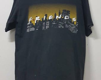 Rare!! Vintage 1995 FRIENDS Tv Show T Shirt