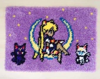 Floor Mat Sailor Moon