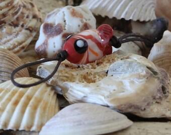 small murano glass fish