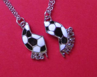 double for two best friends necklace