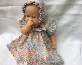 Liberty dress Elysian and 30 cm dolls