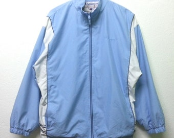 Vintage 90s Champion Hip Hop Windbreaker Zip Jacket Size XL