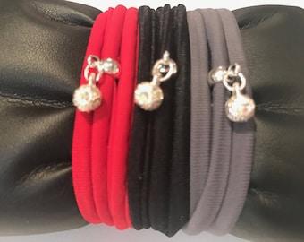 Trendy Lycra women bracelet
