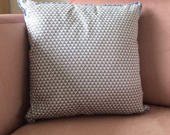 Tri Grey Candy - Cushion Cover