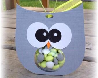 Gray OWL with ball plexi