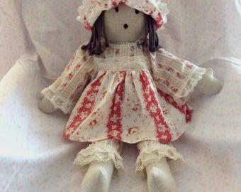 """Eloïse"" linen collection doll"