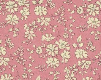 Pattern Liberty CAPEL pink Liberty print fabric