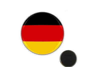 Germany flag - 25 mm Magnet magnet