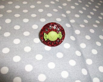 ring candy buttons
