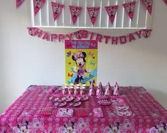 Birthday Party Decorations Set