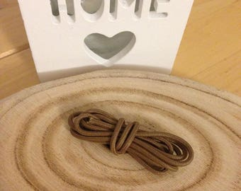 TAUPE cotton cord