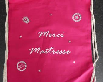 Backpack for mistress
