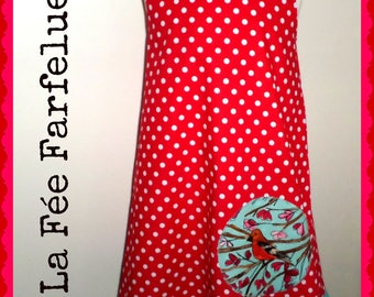 * 2015 * pinafore dress LUCE from 2 to 10 years