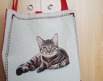 shopping bag Kitty very practical