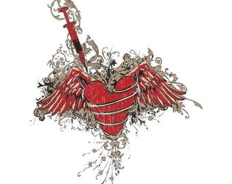 Blind Heart Wings