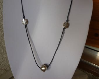 "Necklace mid-length ""Soft"""
